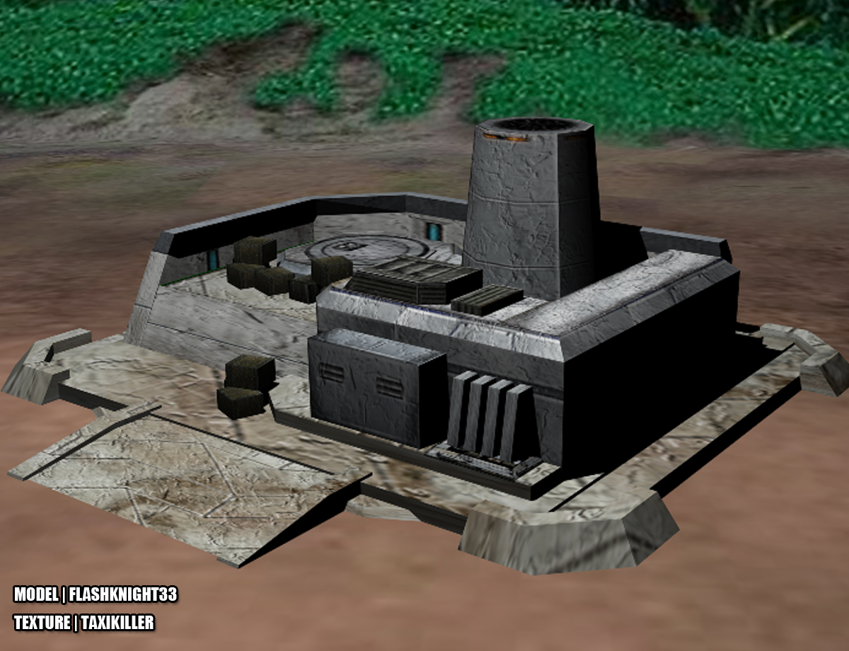 UNSC Powerplant