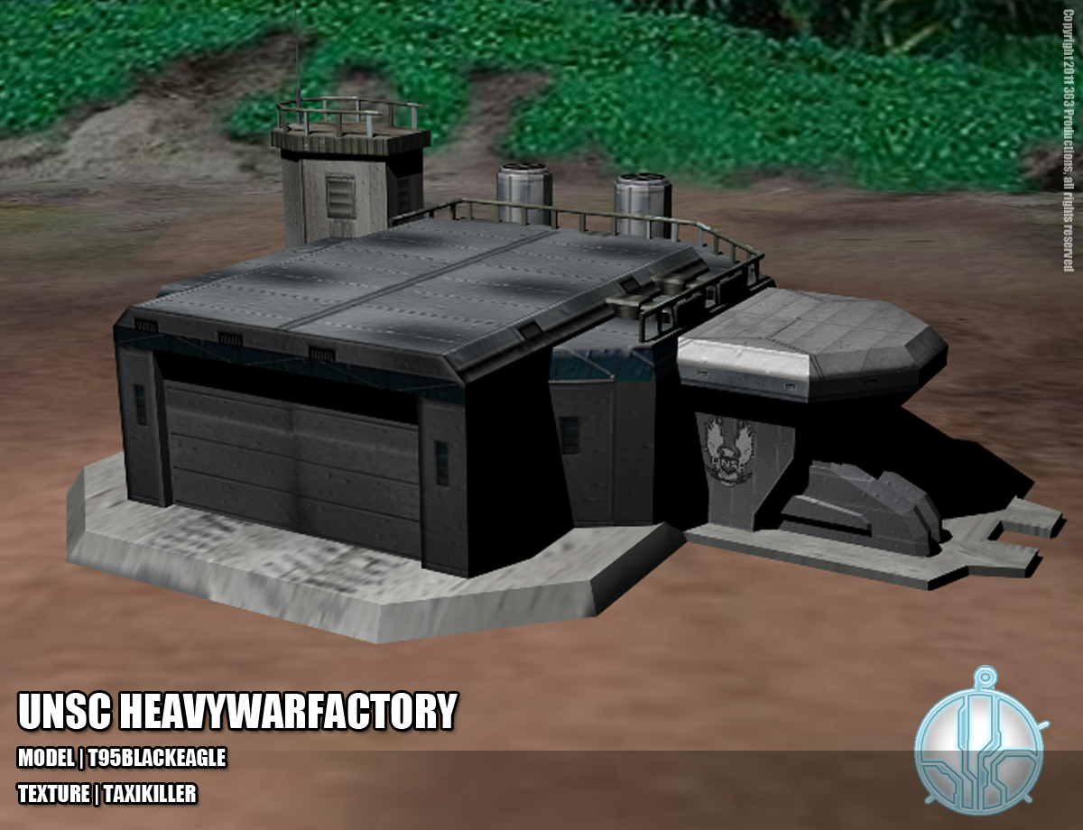 UNSC Heavy Warfactory