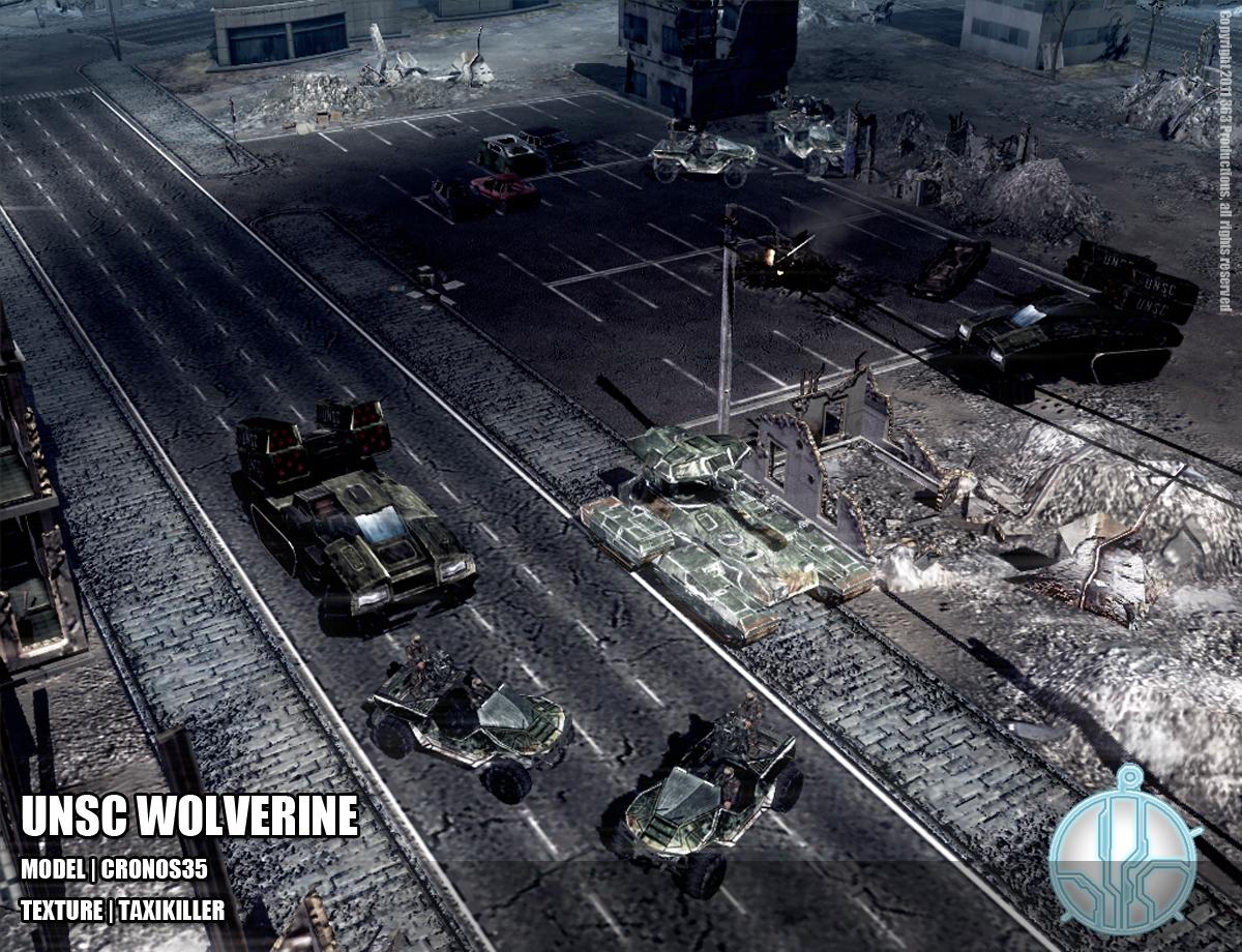 UNSC Wolverine