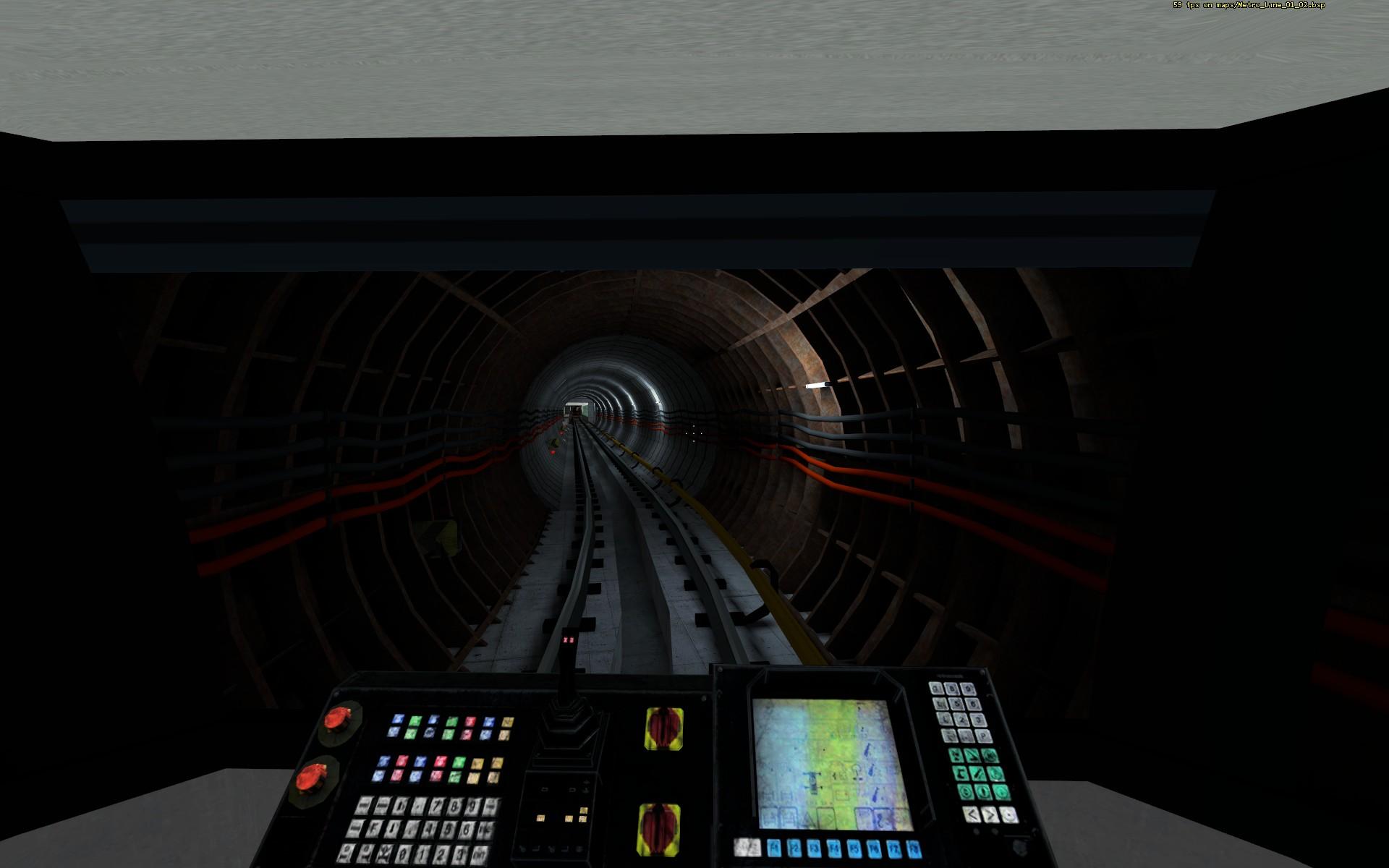 Скачать симулятор московского метро на компьютер