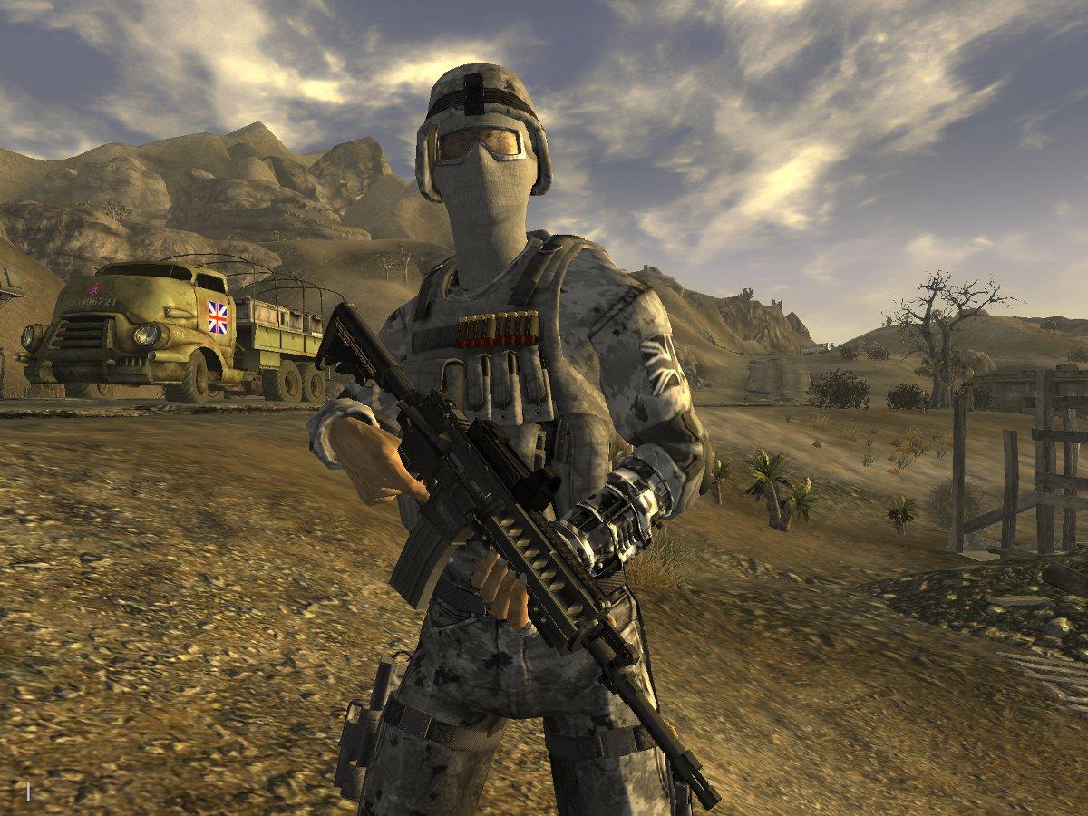 Fallout new vegas dating mod