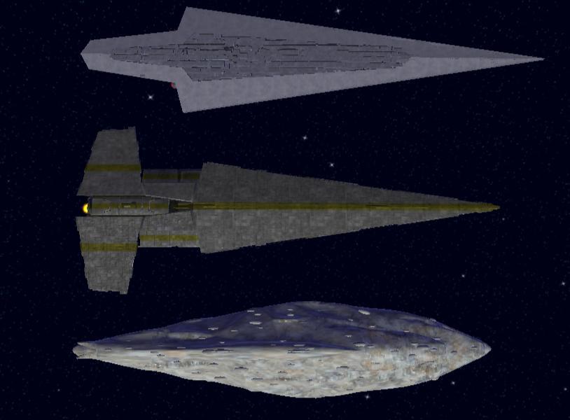 Super Star Destroyer Size Comparison (page 3) - Pics about ...