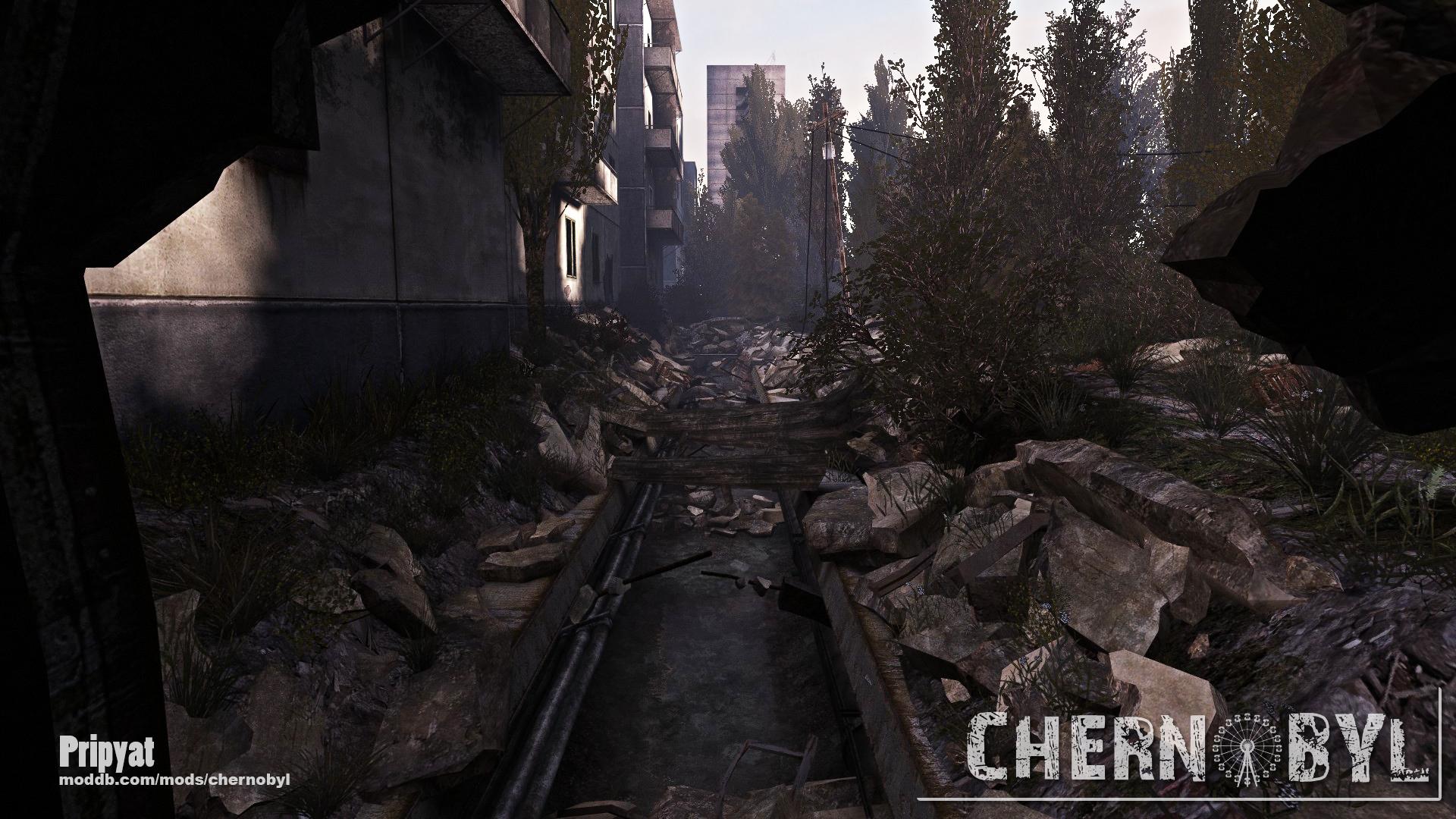 Pripyat image - Chernobyl mod for Left 4 Dead 2 - Mod DB
