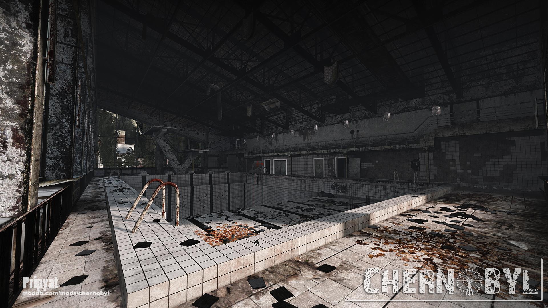Left4Dead 2 Chernobyl