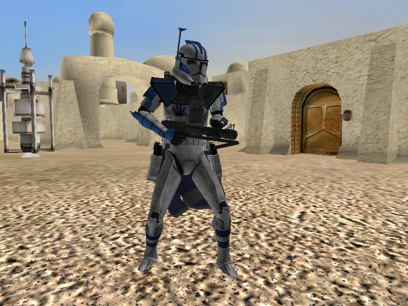A.R.C. trooper Echo 0.9v image - Battlefront: The Clone ...
