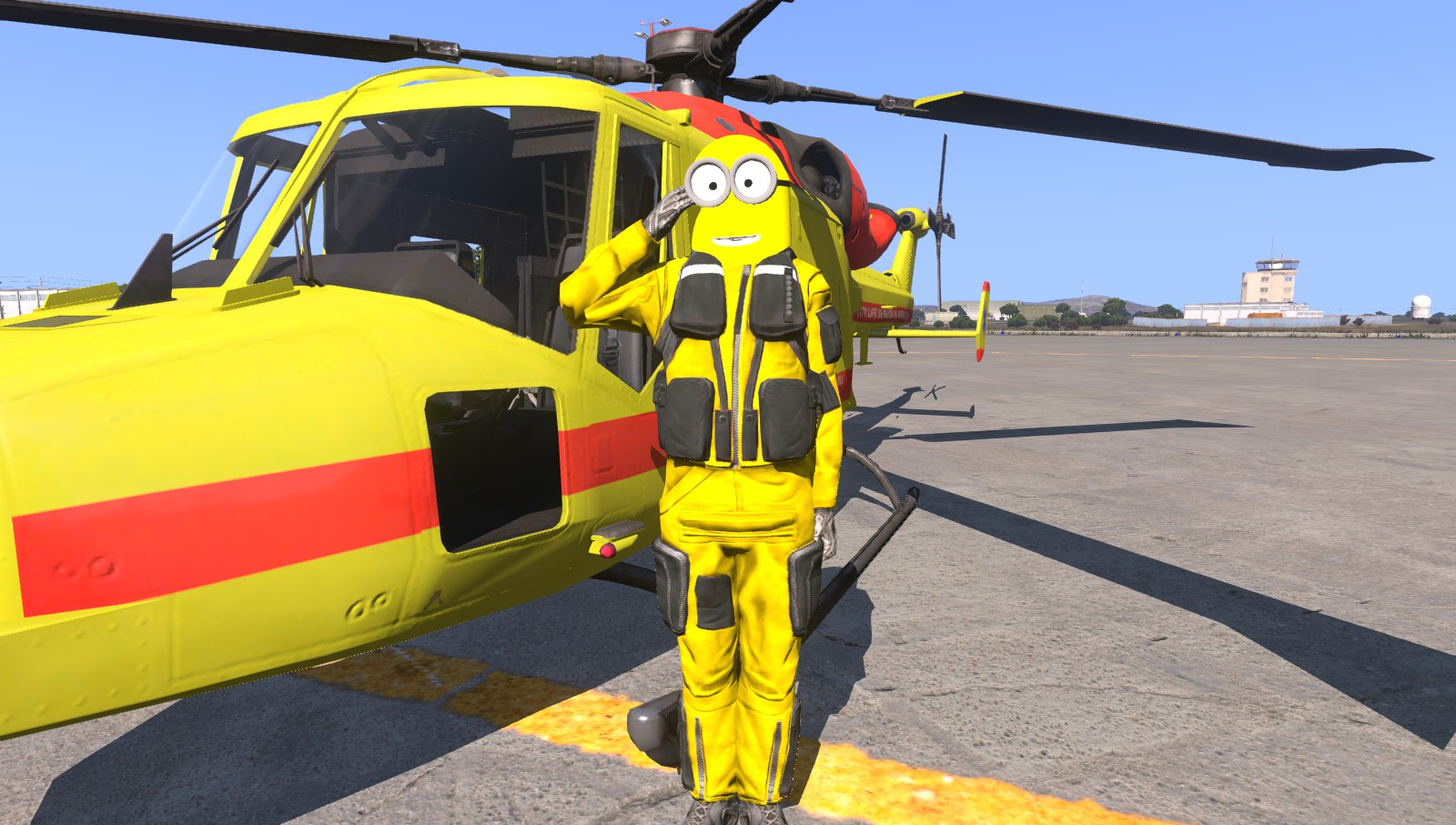 Arma 3 Helicopter Mods