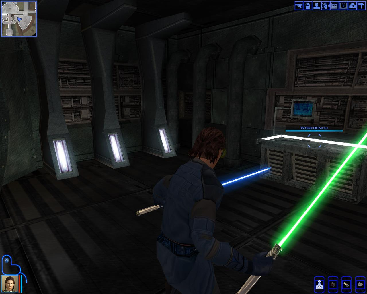 Star wars kotor nude mods naked cutie