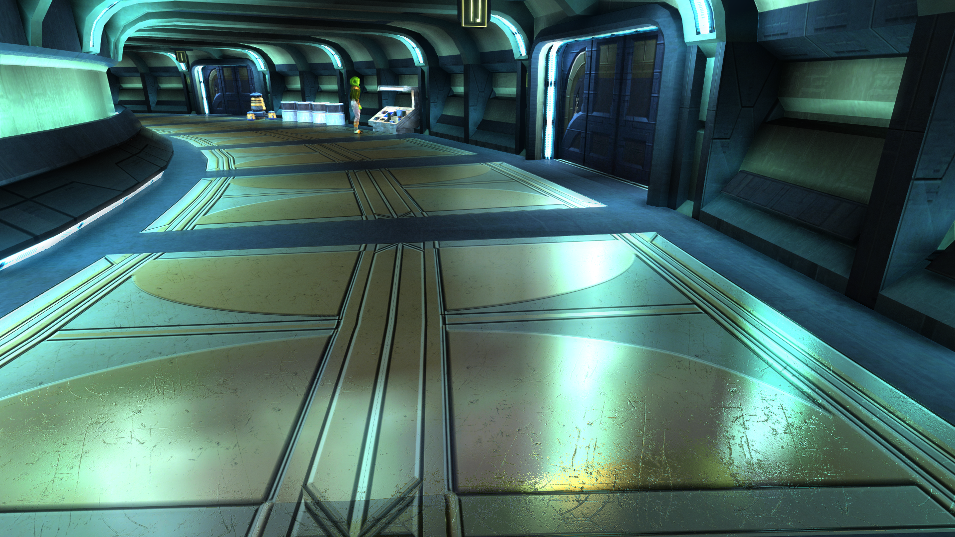 Taris Floor remaster 2 0 image - KotOR - Ultimate mod for