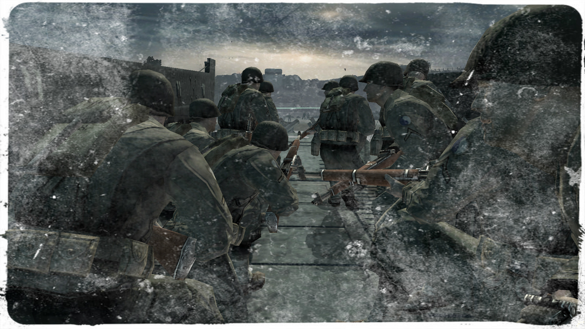 wallpapers image - europe at war mod for company of heroes: opposing