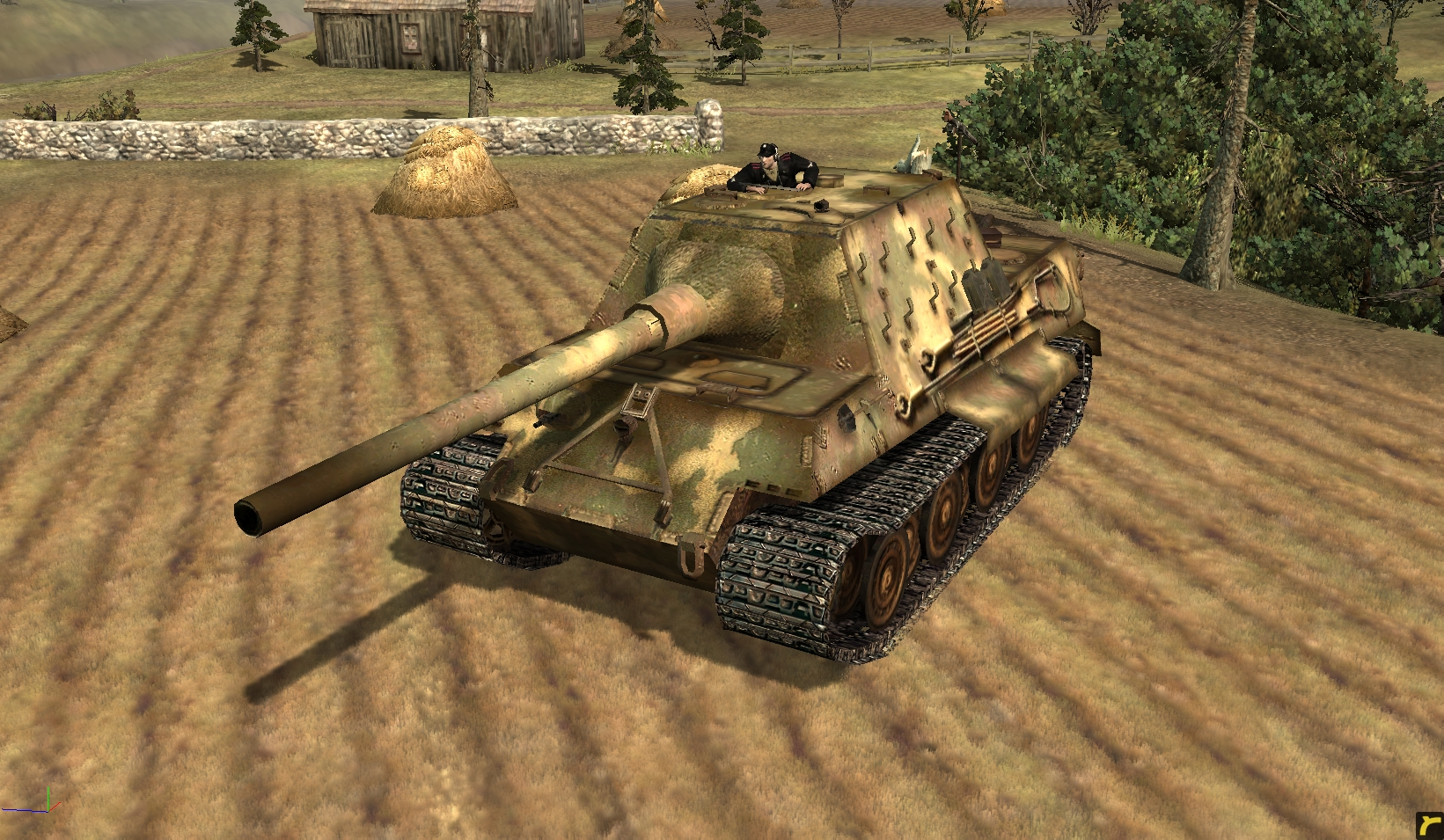 Sdkfz 186 Jagdtiger Image Europe At War Mod For Company Of Heroes Opposing Fronts Mod Db