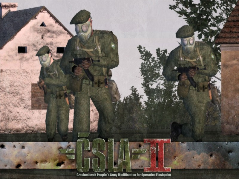 ArmA: Cold War Assault, Operation Flashpoint 1.99.