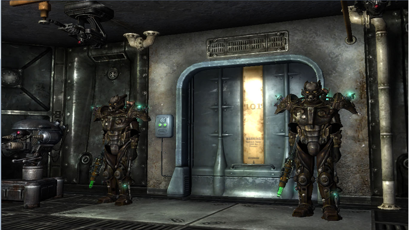 Commando Build Fallout