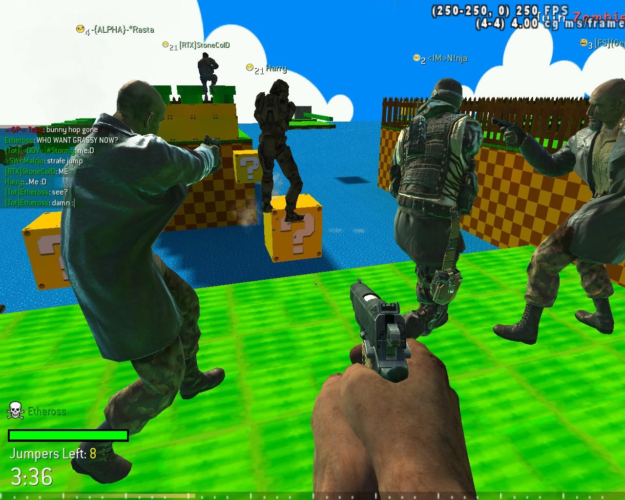 BraXi's Death Run Mod for Call of Duty 4: Modern Warfare