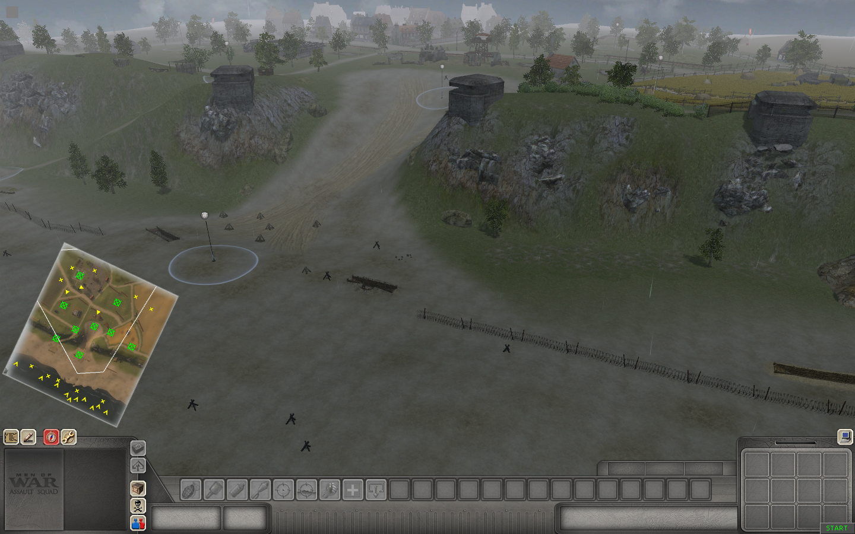 Как сделать в men of war свою карту