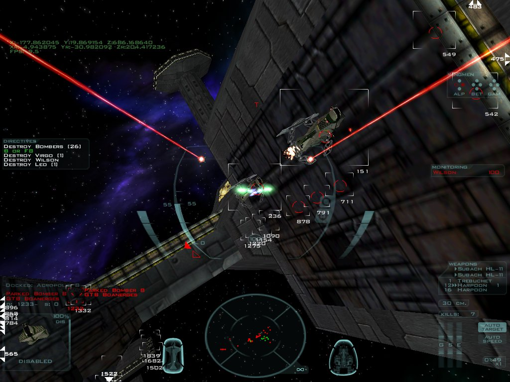 Mission 5 Screenshot 1
