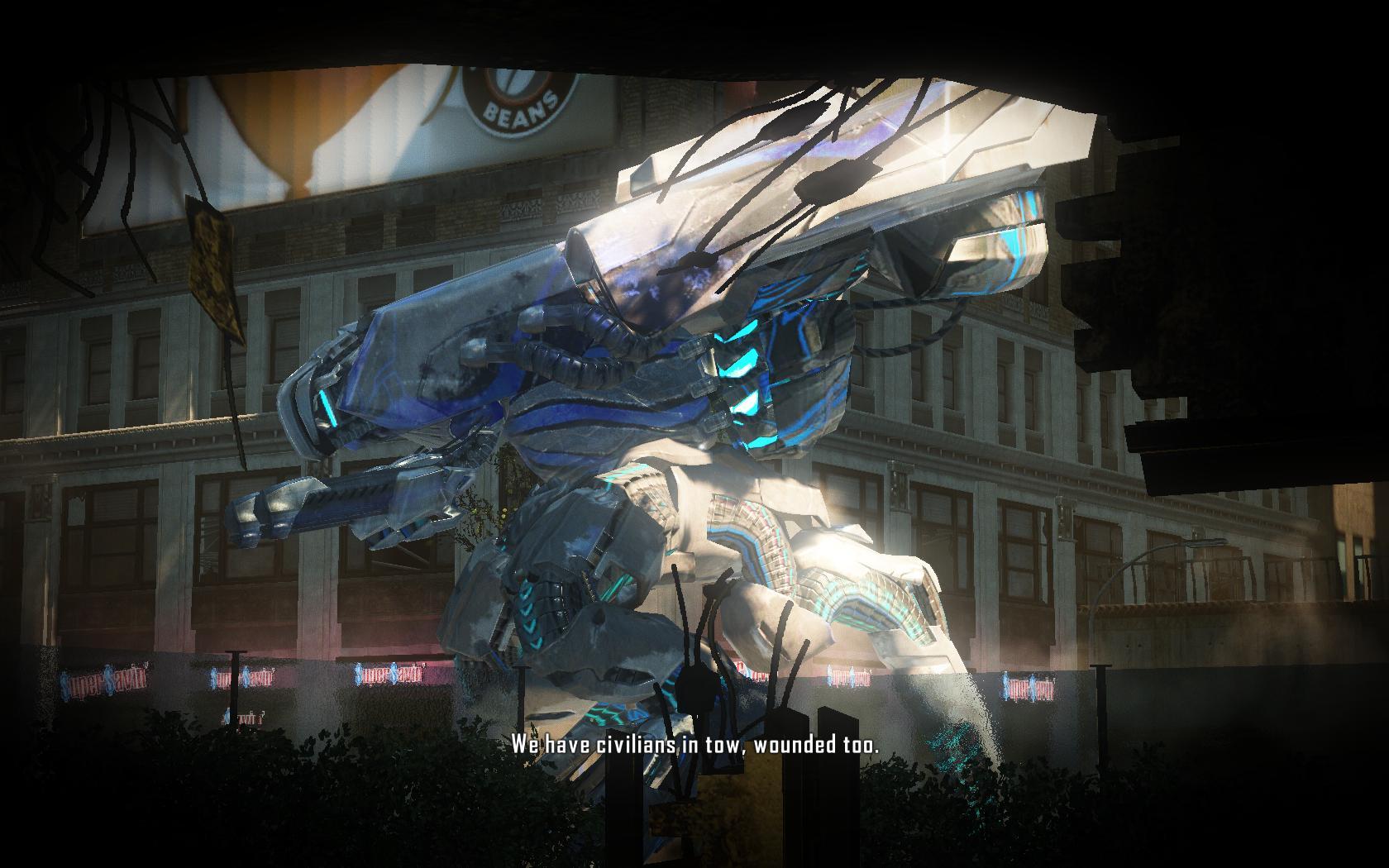 Gmod 10 Мод Crysis 2