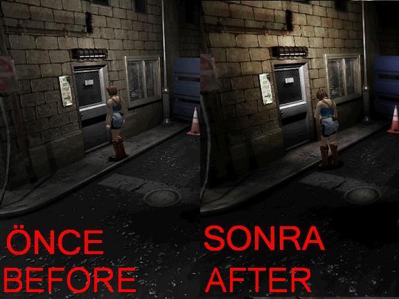 скачать мод на Resident Evil 3 - фото 7