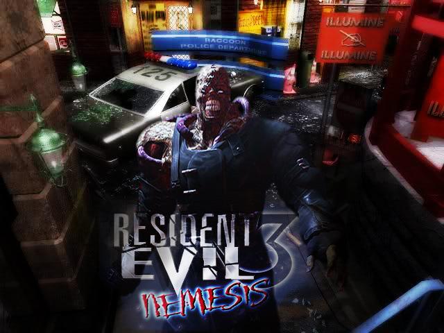 Resident Evil 3 Environmental Graphics Mod - Mod DB