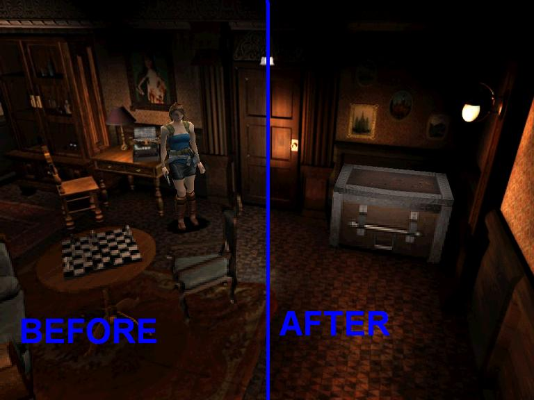 скачать мод на Resident Evil 3 - фото 5