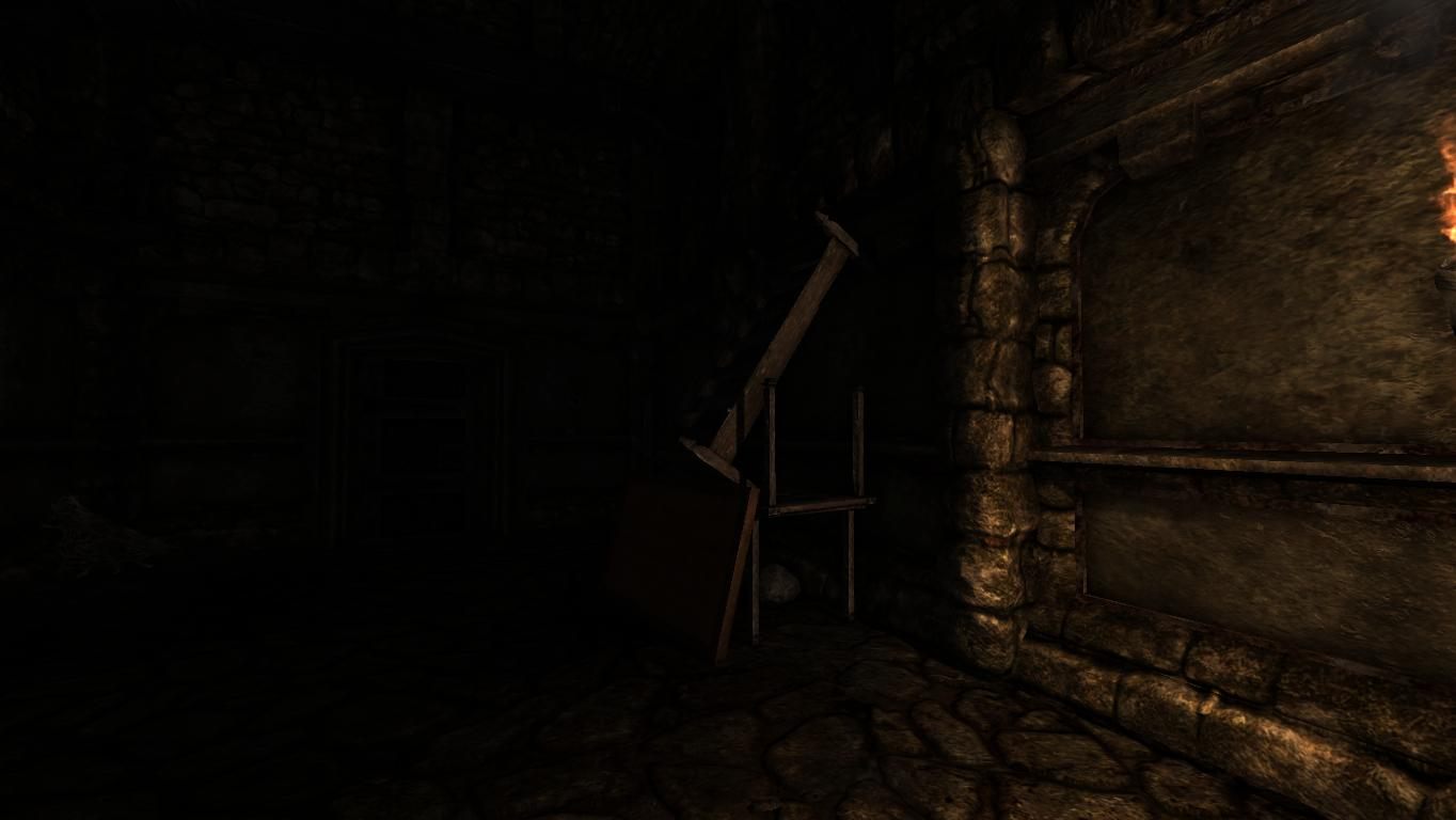 basement image one light in the darkness mod for amnesia the dark