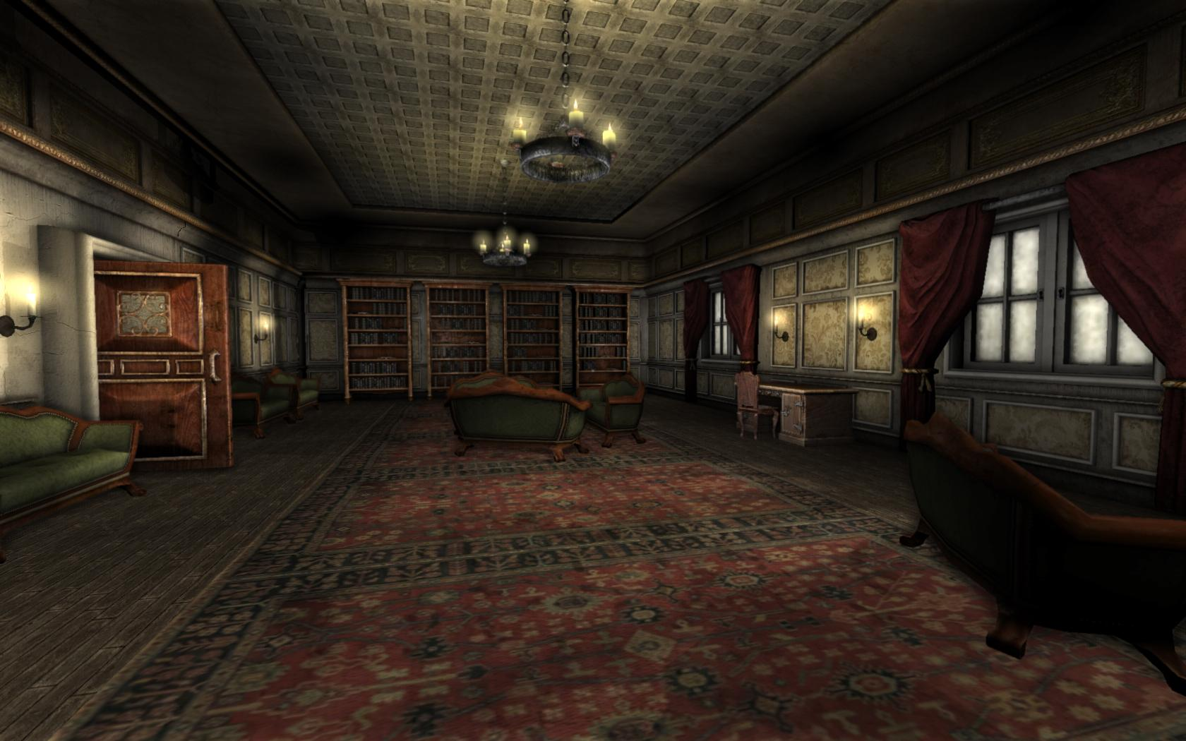 Guest Room Image Abduction Mod For Amnesia The Dark