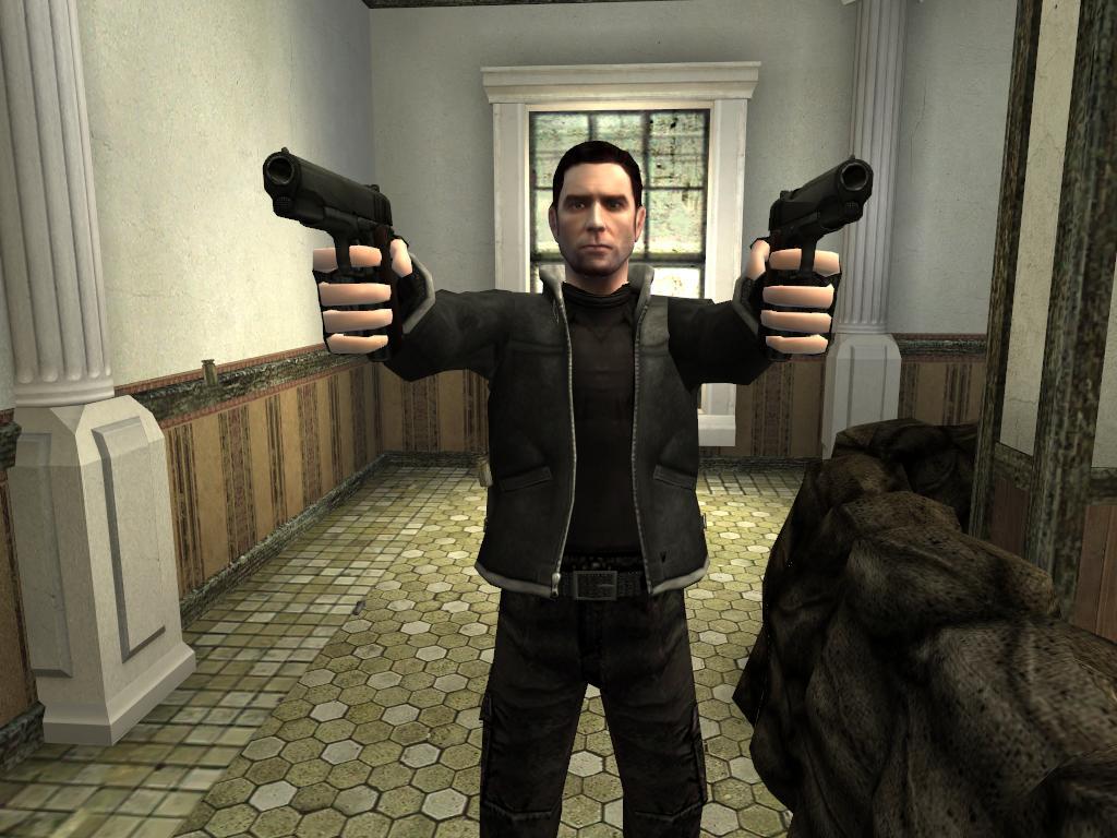Max Payne 2 Demo Game