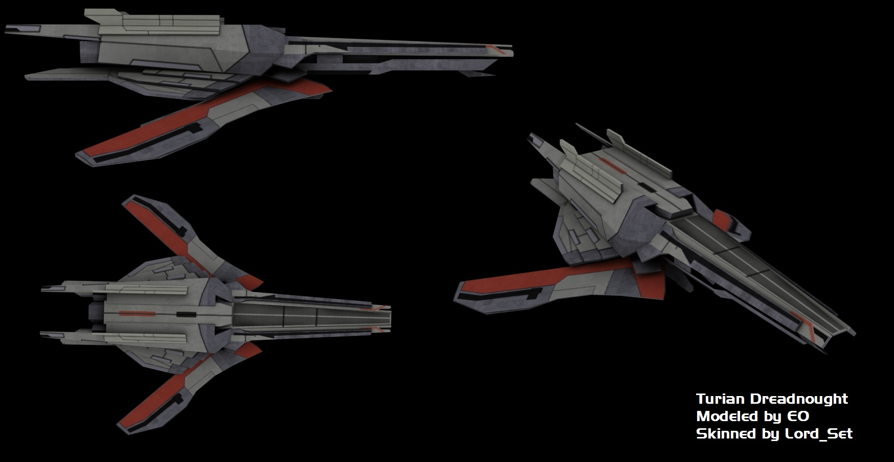 Turian Dreadnought Image Dawn Of The Reapers Mod For Sins Of A