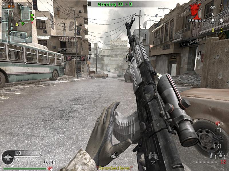 Моды для Call Of Duty 4