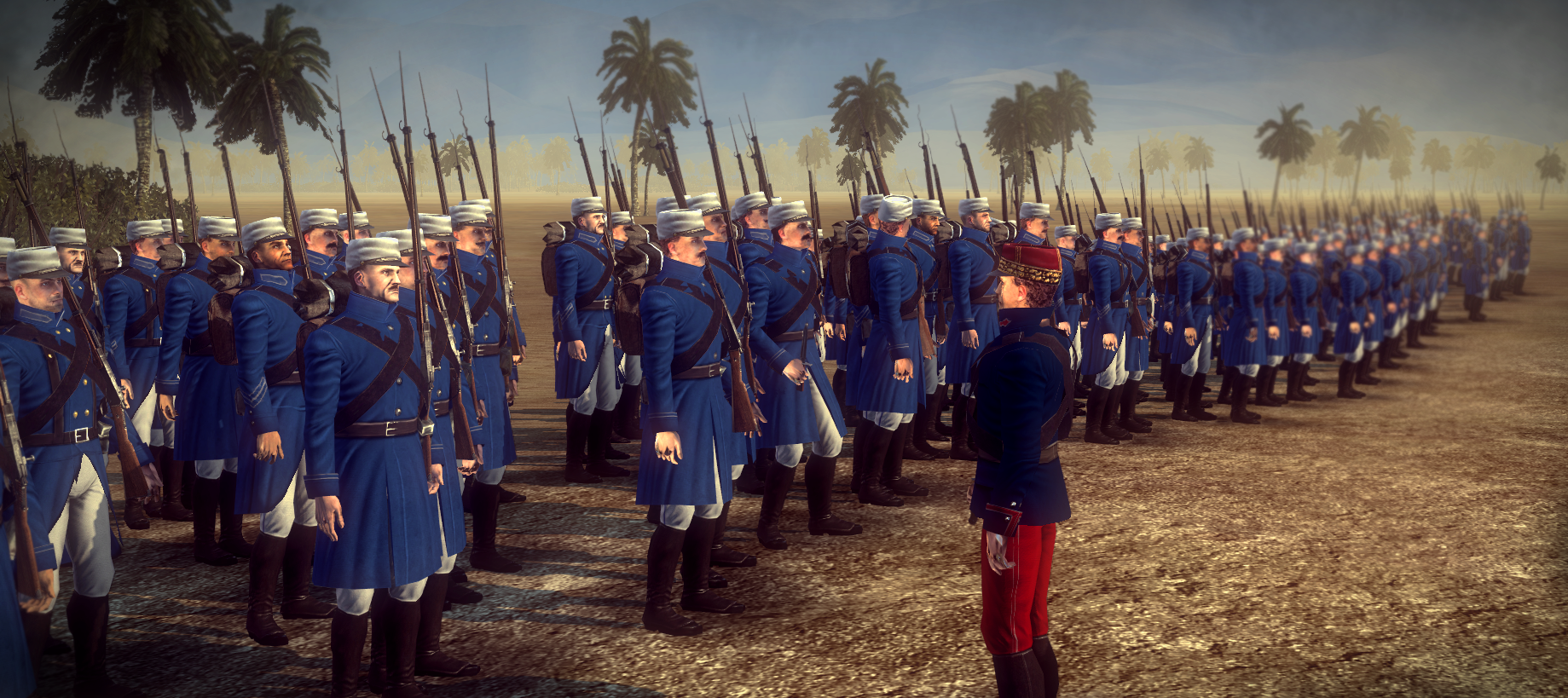 Inspection image - The Great War mod for Napoleon: Total ...