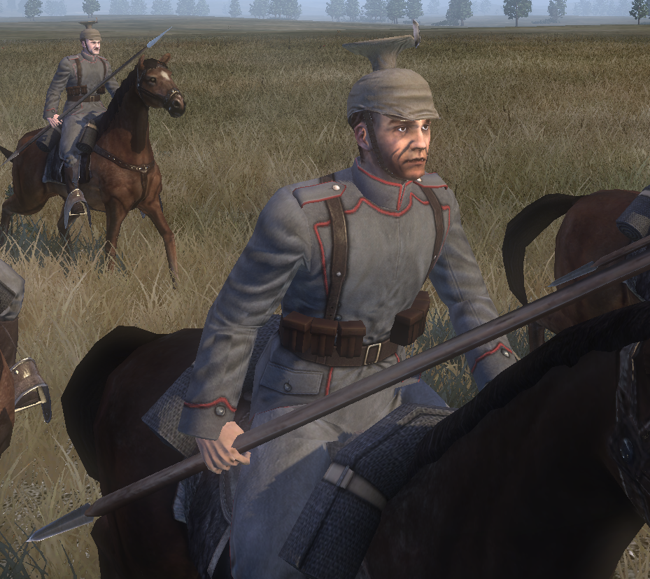 New German Uniforms image - The Great War mod for Napoleon
