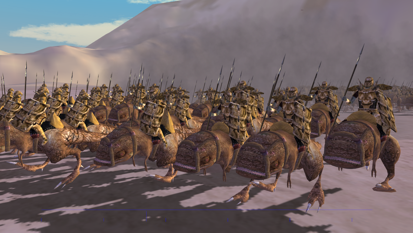 Morrowind total war