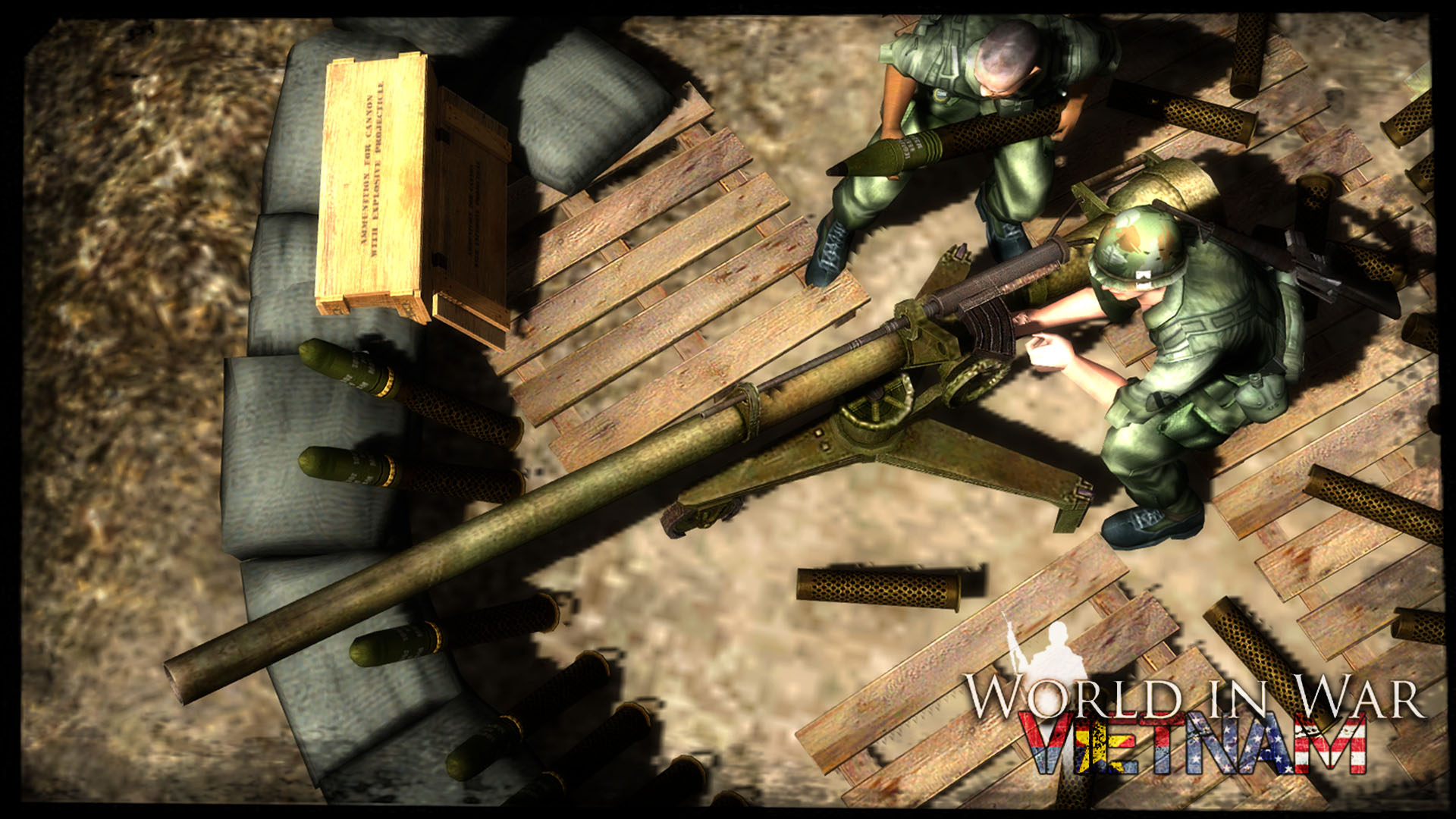 M40 Recoilless Rifle Image World In War Vietnam Mod For