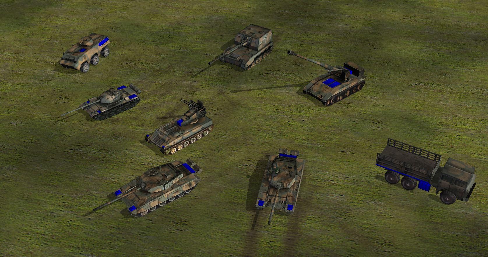C&C Generals Mod