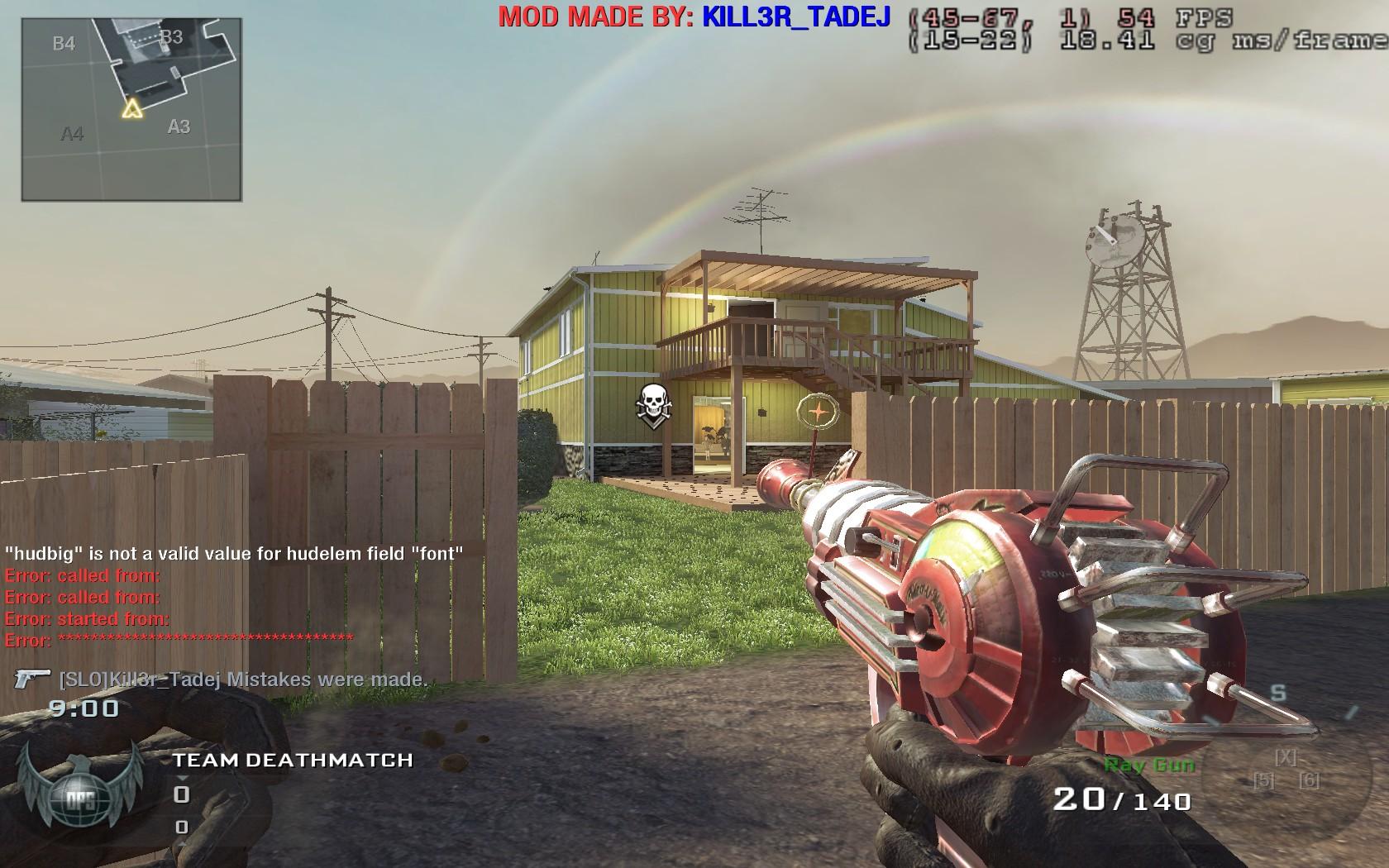 Kill3r Tadej Image Ray Gun Mod 1 0 For Call Of Duty Black Ops
