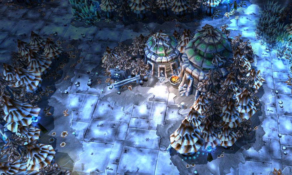 Screenshots image - Metal Rift mod for League of Legends
