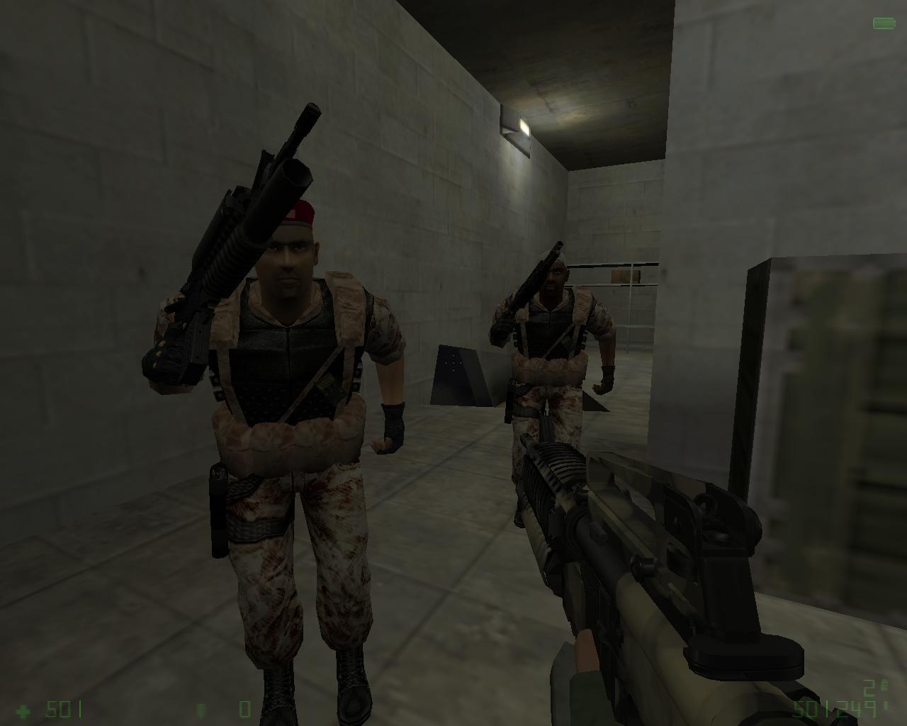 Hecu Ud Textures Image Half Life Opposing Force Ud Model Pack