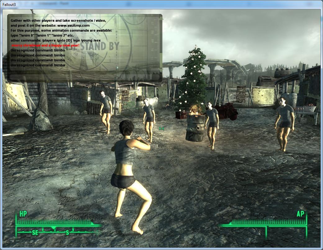 Мод fallout 3 секс