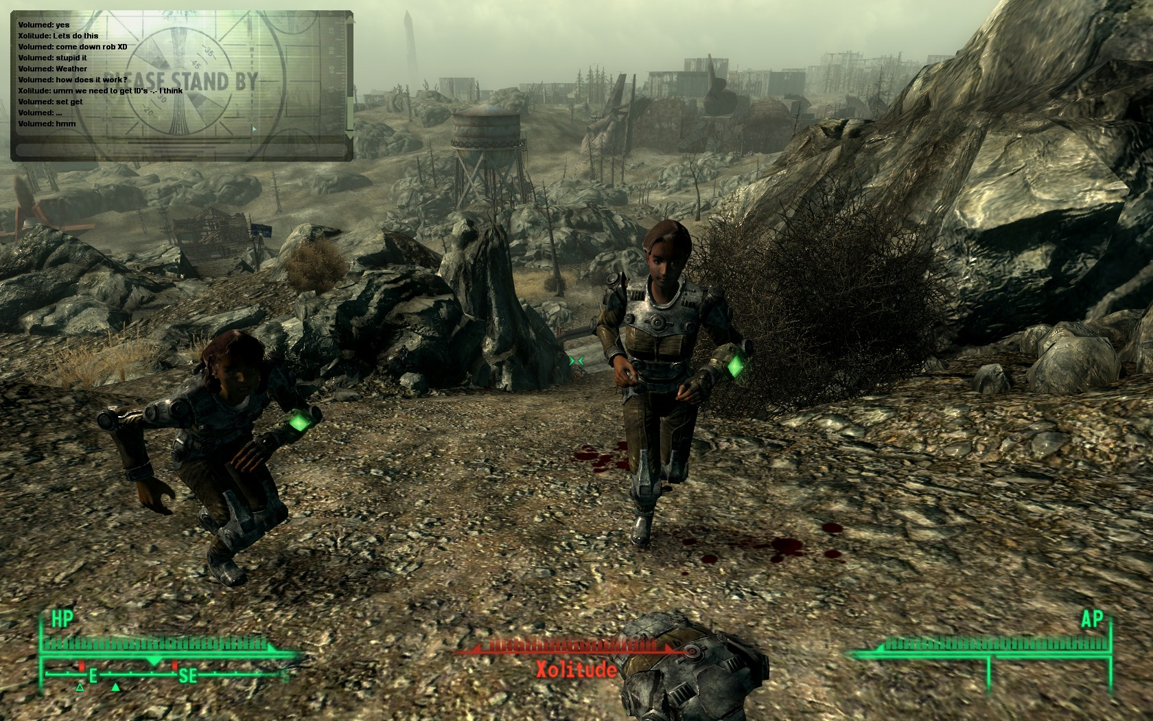 скачать мод на fallout 3 мультиплеер