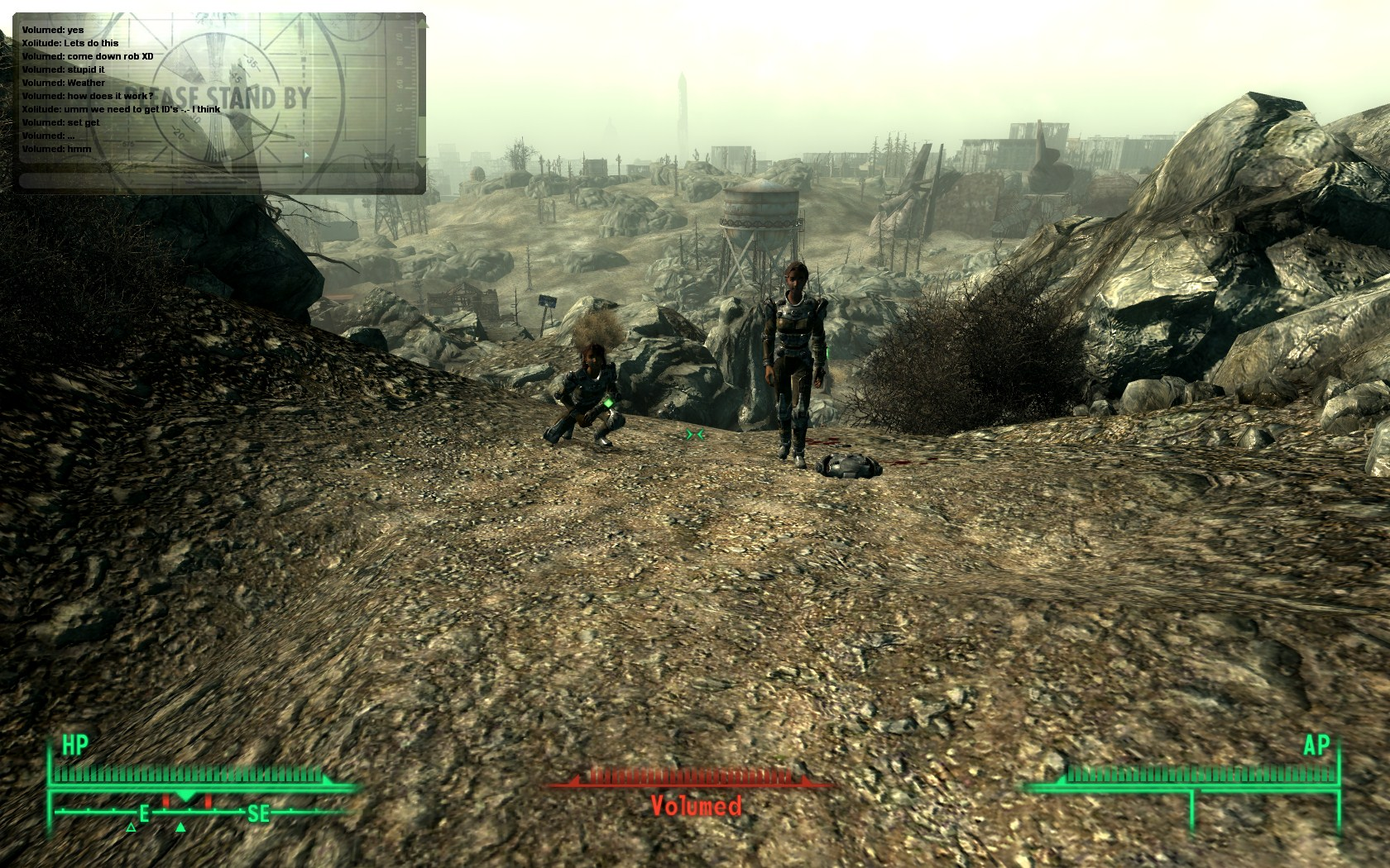 Fallout 3 - Nude patch at Fallout3