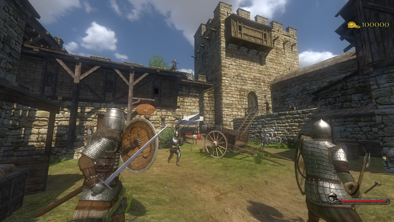 Curin Castle Image Mercenaries Mod For Mount Amp Blade