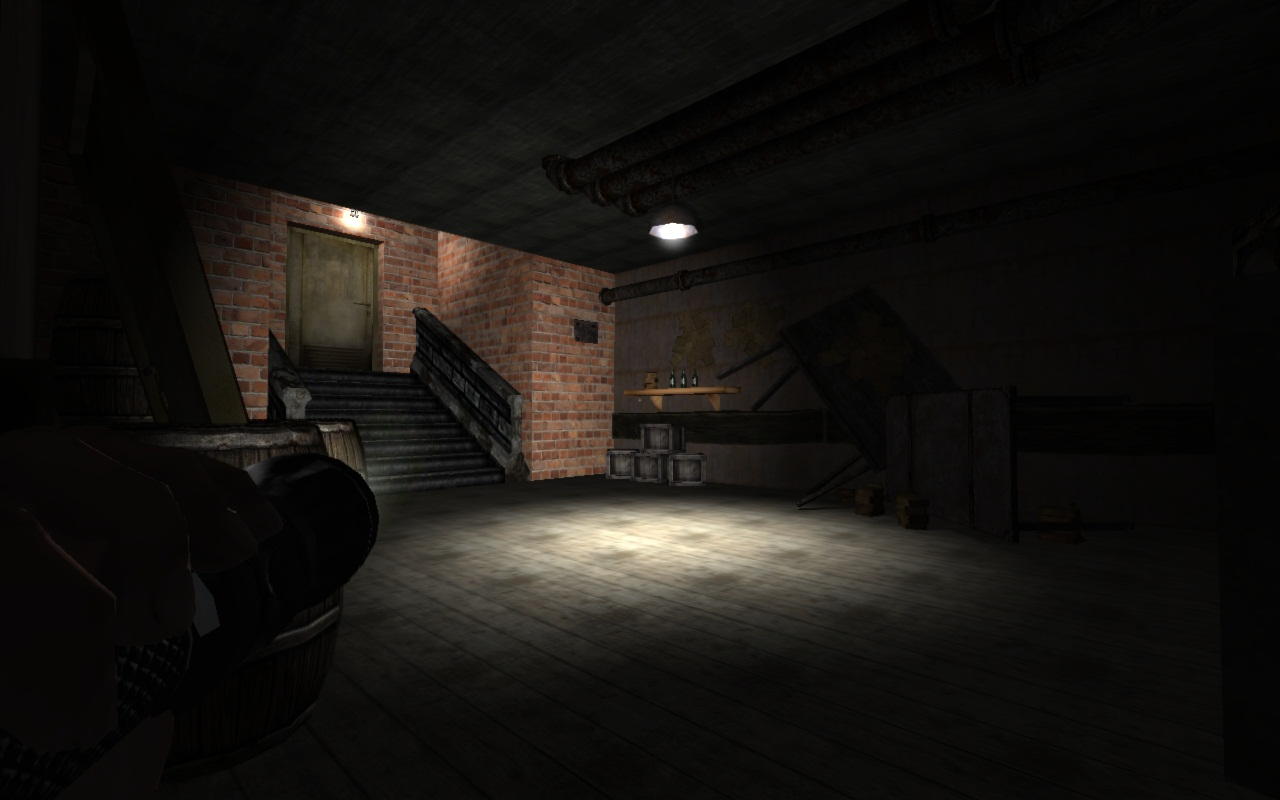 Basement1 Image Envy The Dead Mod For Amnesia The Dark