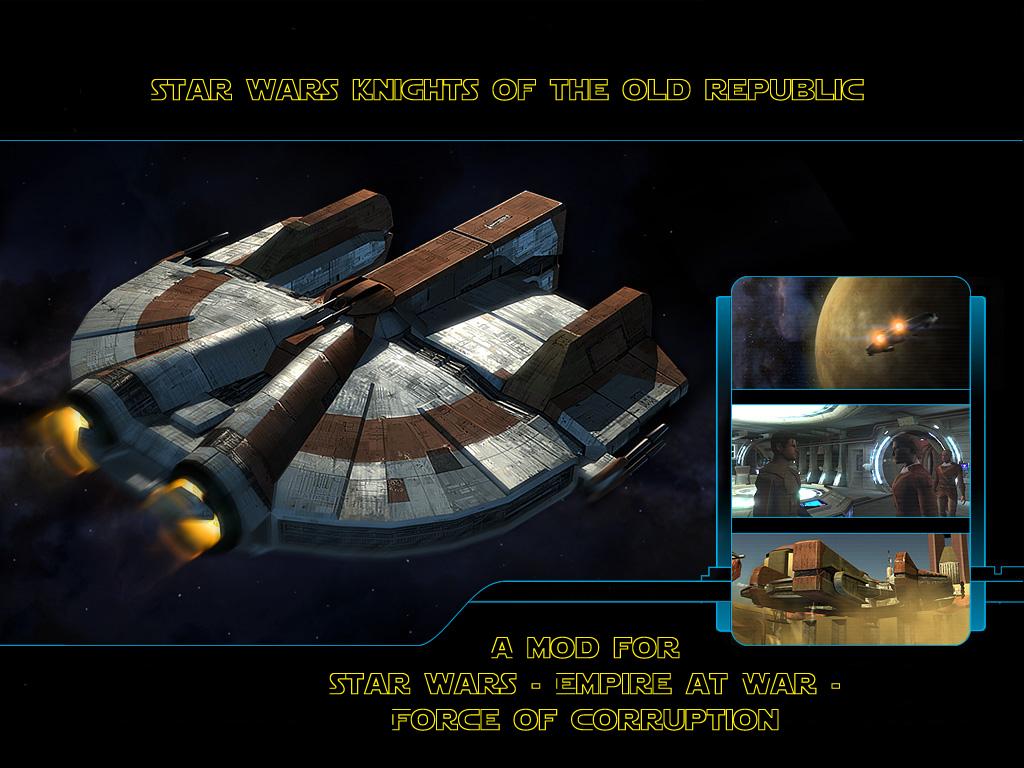 Star Wars Knights Of The Old Republic Wallpaper Image Mod Db