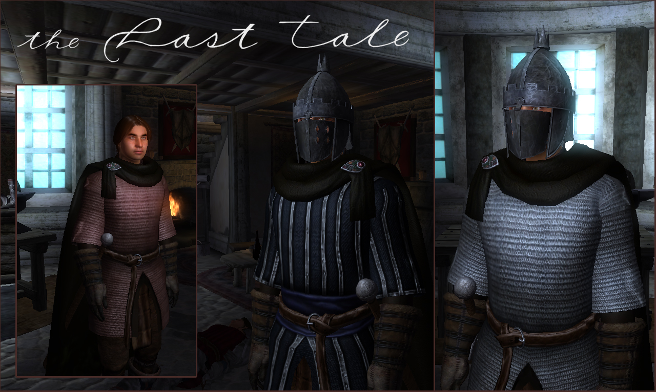 Oblivion Light Armor