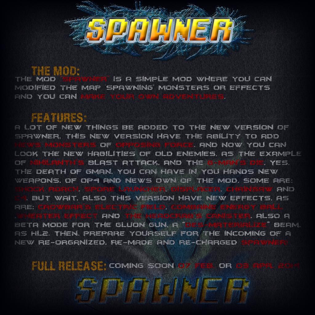 Spawner v1.1.5
