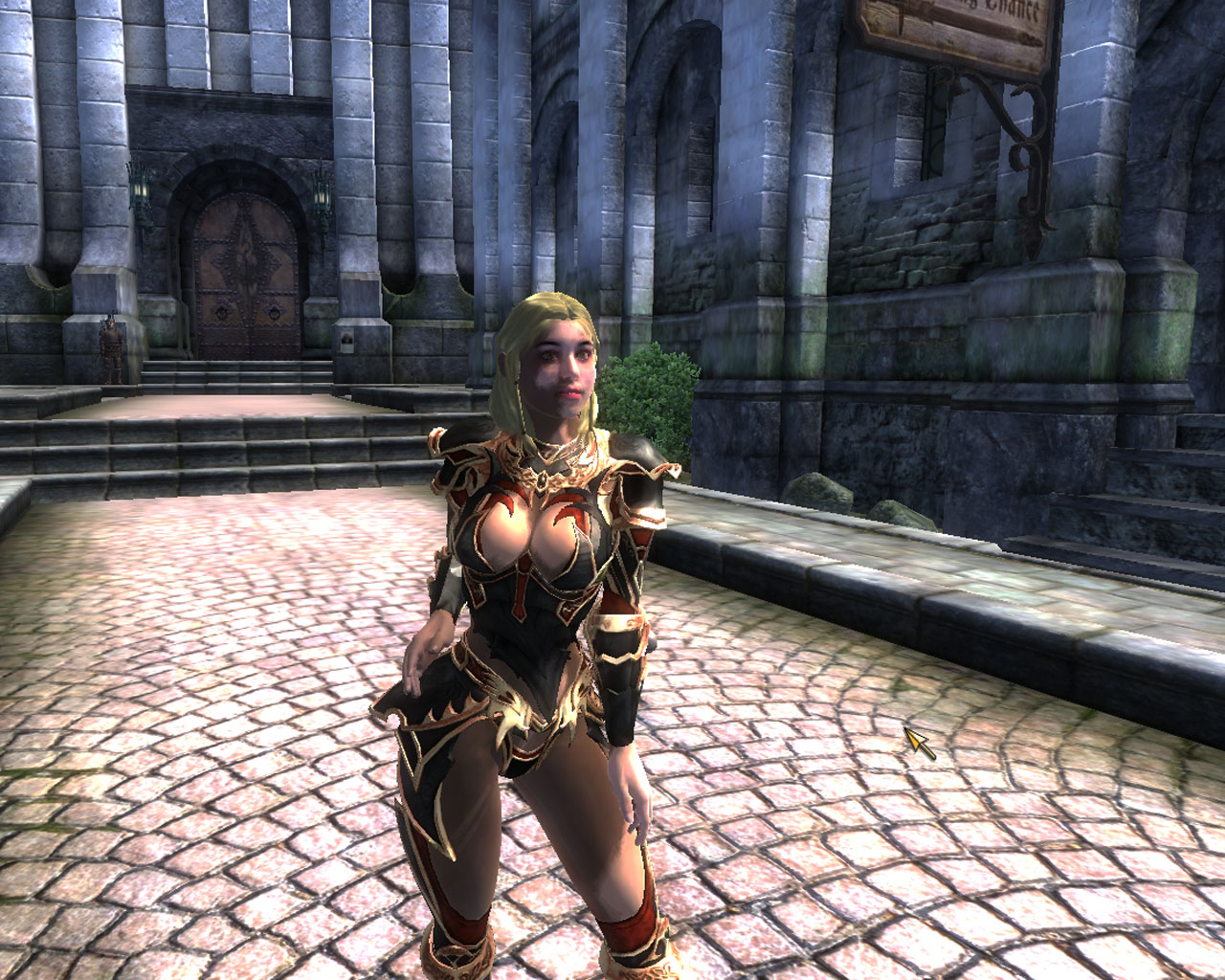 Elder scroll oblivion hg eye candy adult pictures