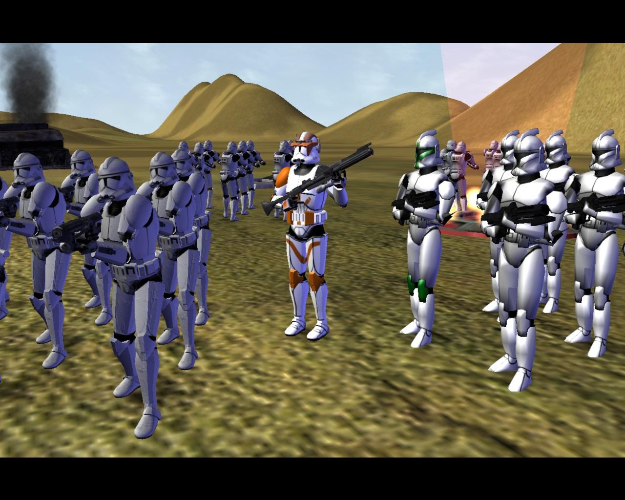 Commander Cody Image Star Wars Clone Wars Sub Mod For