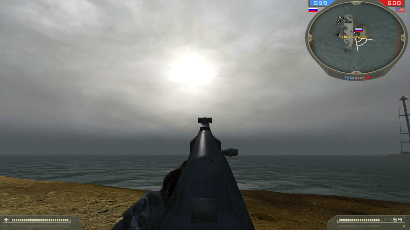 PP-19 ironsights image - Spec Ops Warfare mod for