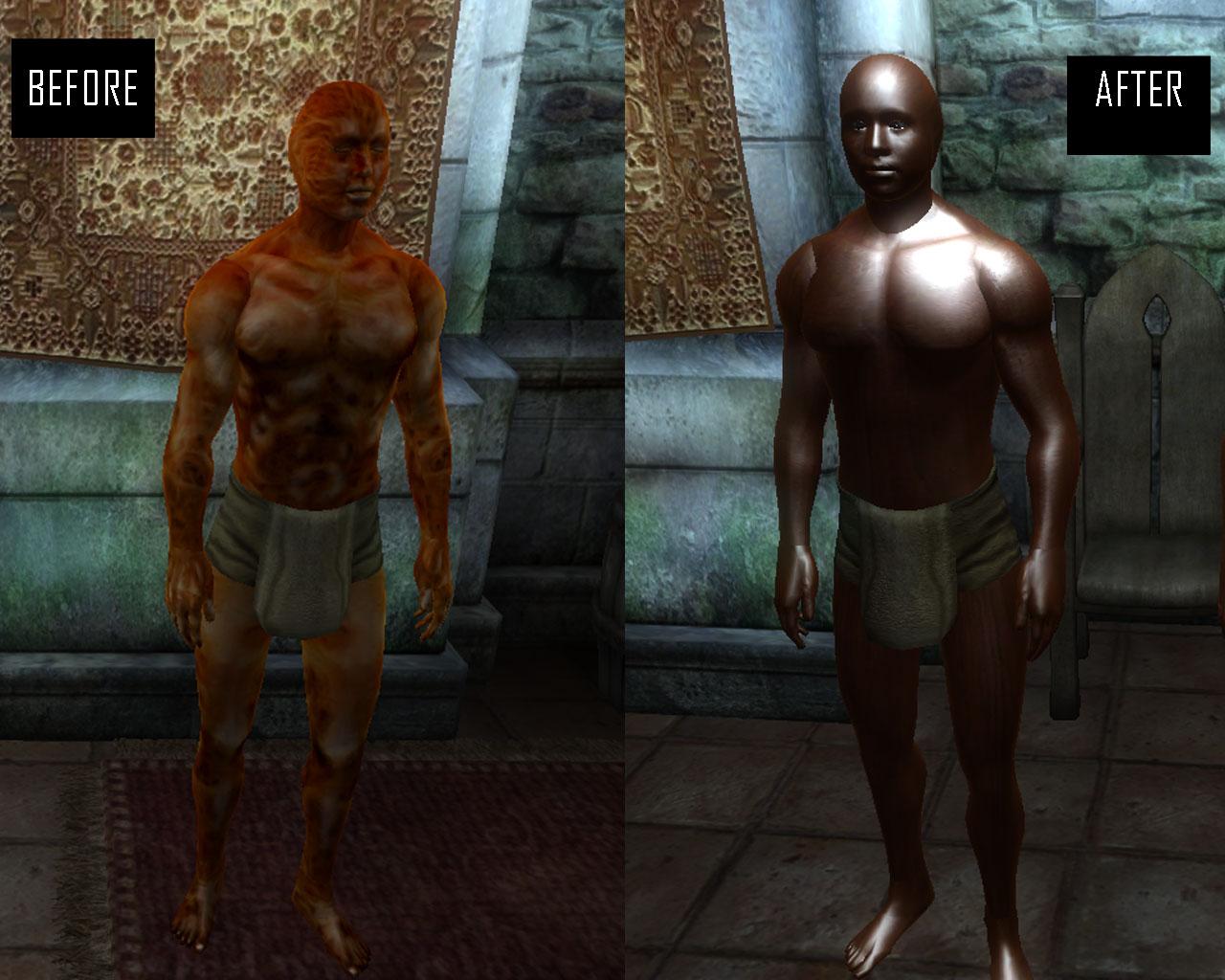 Elder scrolls iv oblivion mods