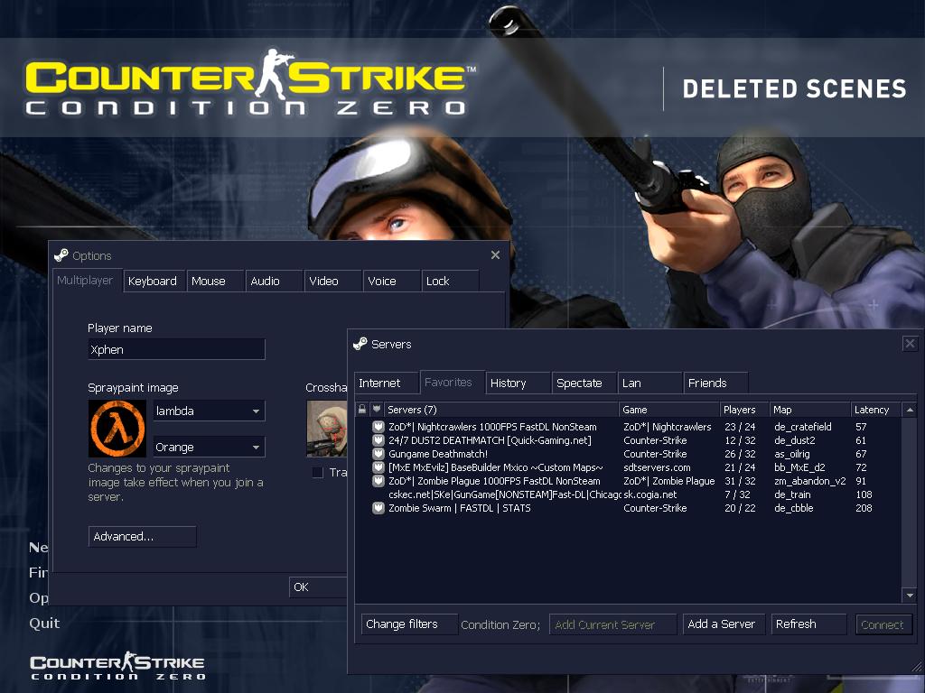 download install counter strike 1.6 no steam