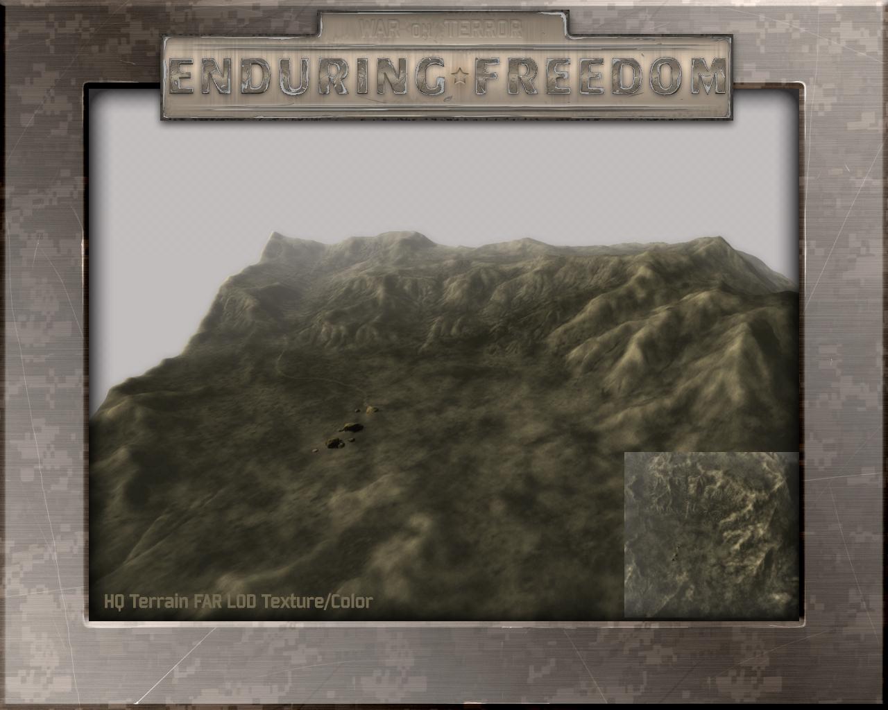 Hq Terrain Far Lod Texture Color Image Enduring Freedom War On Terror Mod For Men Of War Mod Db